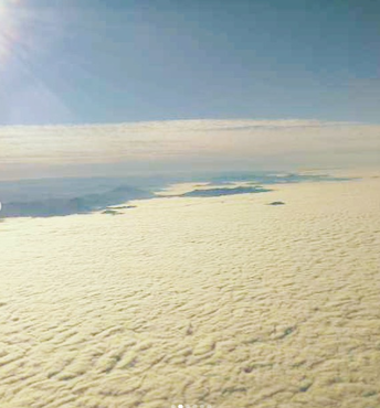 "Mt. Carmel Weather Balloon Captures ""Out of this World"" View"
