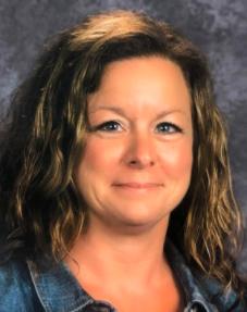Mrs. Patterson - Principal