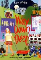 Way Down Deep by Ruth White