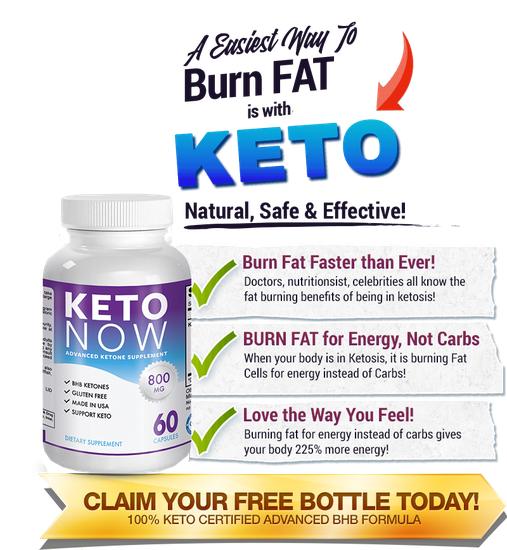 Keto-now