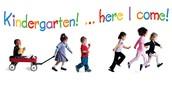 Kindergarten and TK (Transitional Kindergarten) Orientation