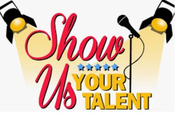 Talent Show submissions due Wednesday May 5!