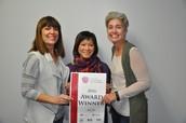 Plano ISD Grant Education Winners!