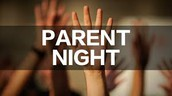7th grade Parent Night - April 4 @ 6:30 p.m. (auditorium)