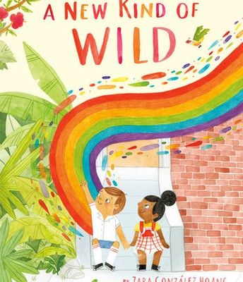 """Tuesday: """"A New Kind of Wild"""" (Building Community)"""