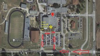 MGM Developmental Lab Pre-K Campus Map