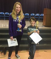 2017 Spelling Bee Winners