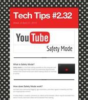 YouTube Safety Mode
