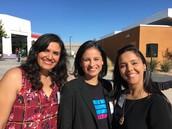 Ms. Monica Hernandez-Johnson, Dr. Norma Marrun and Dr. Ravijot Singh