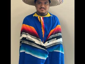 Our Student Leader Enrique
