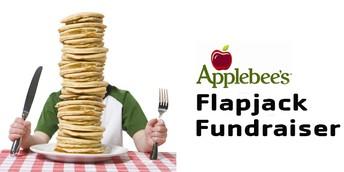 Applebee's Flapjack Fundaiser