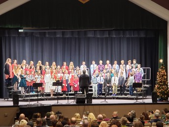 CARROLL WINTER CONCERT