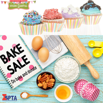 Show us your culinary skills - donate baked goods