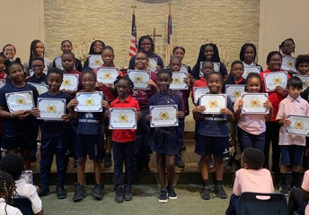 A Honor Roll, 2nd Grading Period