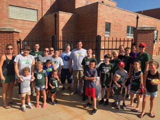 Stadium Cleanup Fundraiser - Saturday, Sept 29 - Game Starts at 1:30