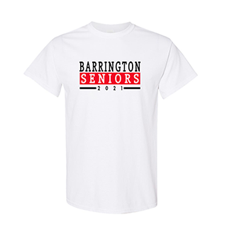 CLASS OF 2021 TEE SHIRTS AVAILABLE NOW!