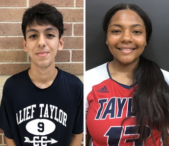 Alief ISD Scholar Athletes for October