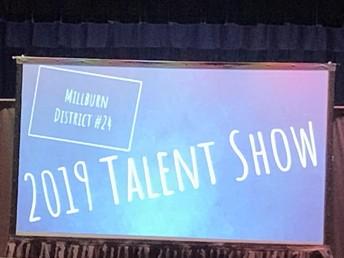 PTO Sponsored Talent Show