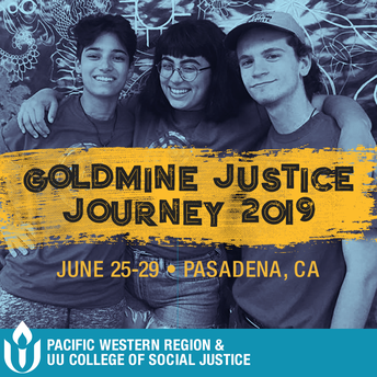 Pacific Western Region Youth Justice Journey