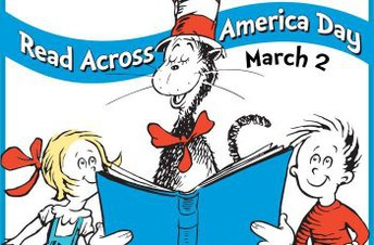 READ ACROSS AMERICA DAY (MARCH 2)