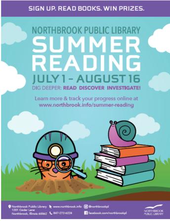 Wescott Students Rocked Summer Reading!