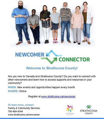 Newcomer Connector
