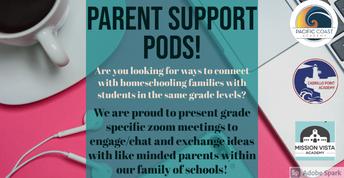 Parent Support Pods