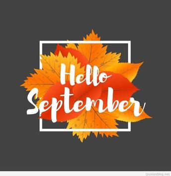 Week of September 16-20