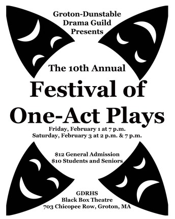 10th Annual Festival of One Act Plays