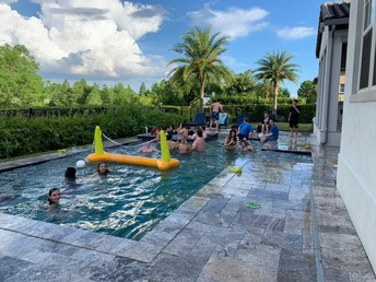 Band Pool Party 2019