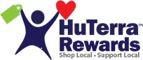 HuTerra Rewards- Shop Local - Support Local