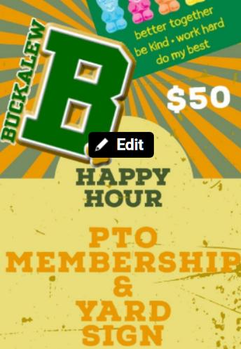 Buckalew Elementary PTO Membership  2020-2021