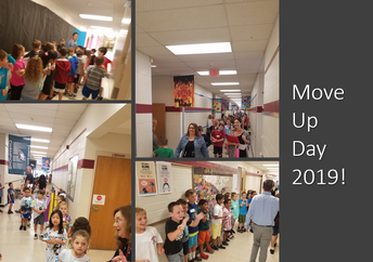Move Up Day 2019!