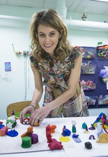 Meet the Art therapist