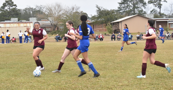 Girls Soccer Team Ends Season Undefeated