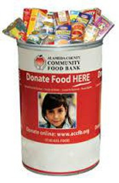 Join Our Food Drive!
