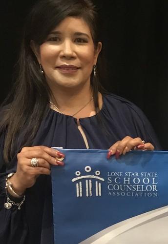 Mrs. Galvez, School Counselor