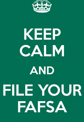 FAFSA - Time to file!