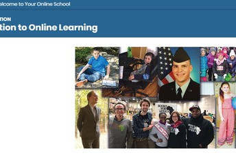 Online Learning/Welcome to Online Learning Course