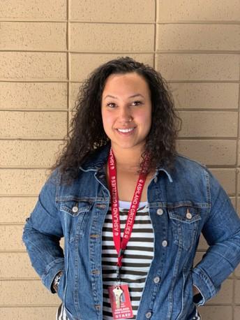 Welcome Assistant Principal Becca Laroi!