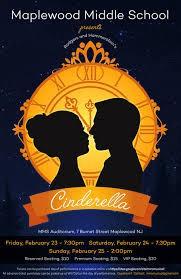 Cinderella at MMS February 23-25, 2018