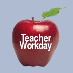 Teacher Work Day - Friday, April 10