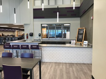 Student Run Coffee Bar Opening Soon