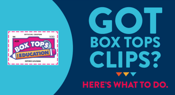 Drop Your Clipped Box Tops! THIS MONTH