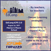 EdCampJCPS - 8/1