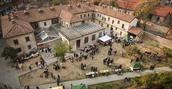 La fattoria Cascina Cuccagna
