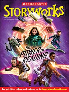 Storyworks Magazine Link