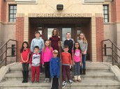 November Student's of the Month