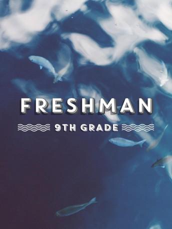 Freshman Summer Assignments