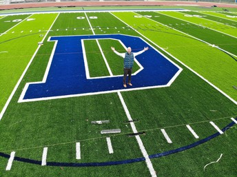 New Turf Ready to Roll!